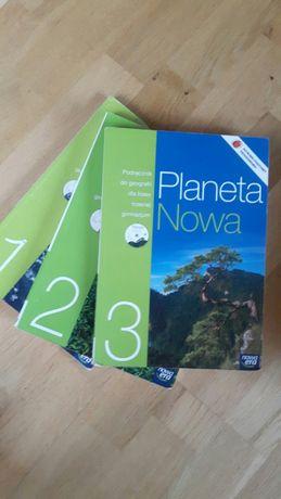 Planeta nowa 2 geografia podręcznik i ćwiczenia okazja tanio