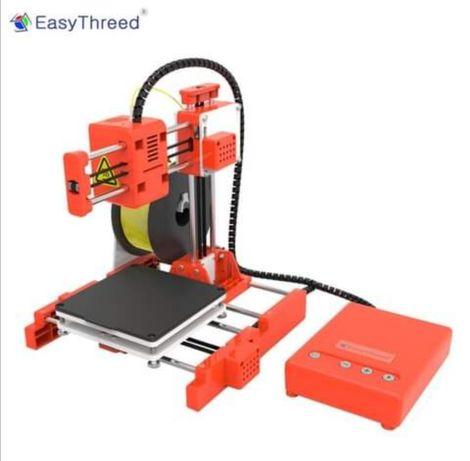 Drukarka 3D EasyThreed IDEALNA NA PREZENT dla dziecka