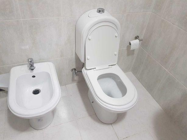 Louças casa de banho