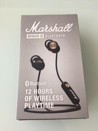 Auriculares Marshall Minor II Bluetooth