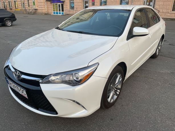 Toyota Camry-2015