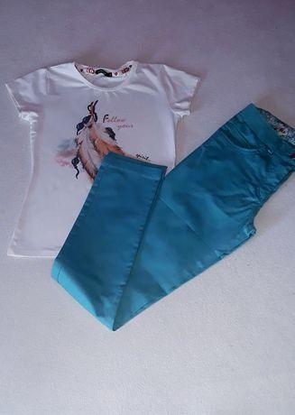 Koszulka +Spodnie z kolekcji Wójcik R 146