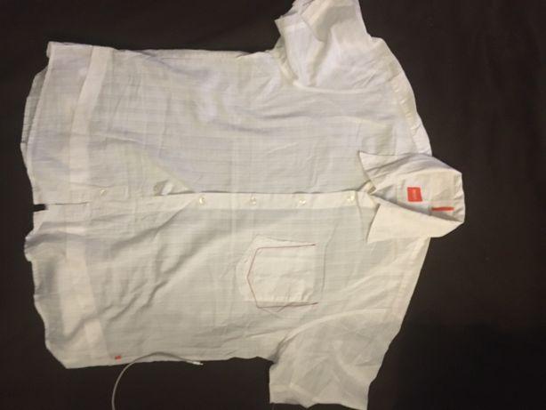 Biała koszula boss roz L
