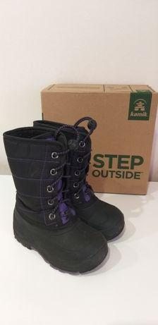 Зимние ботинки Зимові чоботи сноубутсы  Kamik, EUR 25