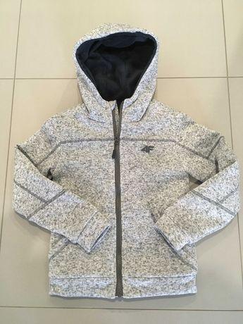 Bluza 4 F Polar ocieplany
