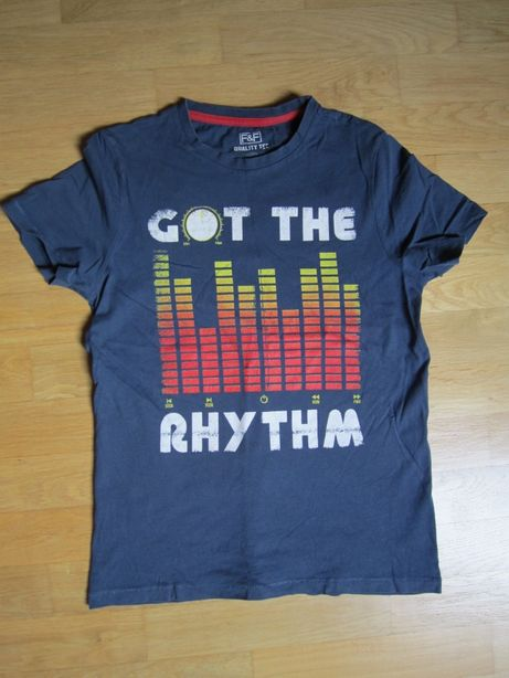 4 sztuki t-shirt koszulka 146/152cm H&M