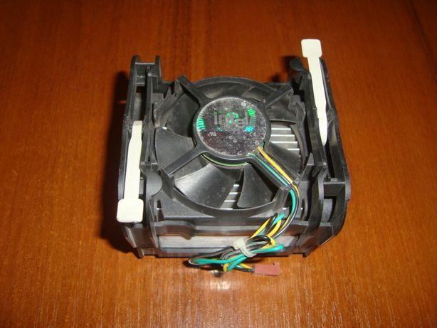 Вентилятор для процессора INTEL, Socket 478, DC 12В.
