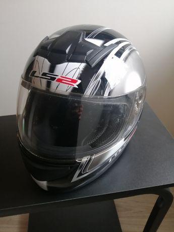 Kask motocyklowy LS2 rozmiar M.