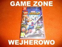 LEGO Marvel Super Heroes 2 PL Nintendo Switch / Lite Wejherowo
