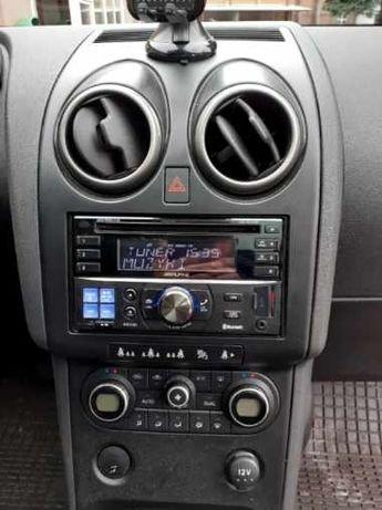 Radio Nissan Qashqai