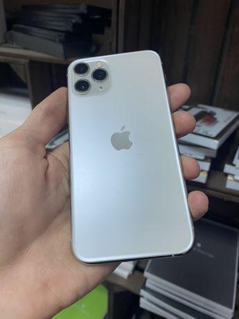 Apple iPhone 11 Pro 256 gb Silver ИДЕАЛ! ГАРАНТИЯ от МАГАЗИНА!