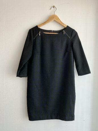 Sukienka rękaw 3/4 Reserved r. 34