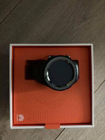 Unikatowy Huawei Watch 2- Stan IDEALNY!!! WiFi Bluetooth SIM Czarny