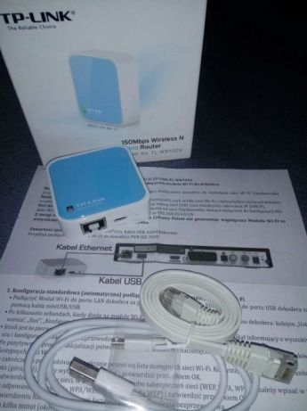 Nowy nano Router