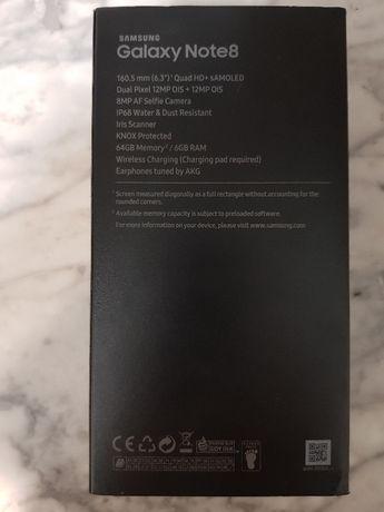смартфон Samsung galaxy note 8 DUOS по запчастям