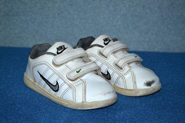 Кроссовки детские ортопеды белые Nike Оригинал