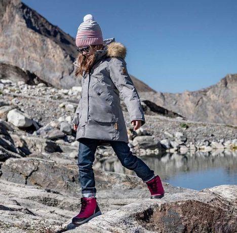 Зимняя парка Reima Tec Inari р.140+6  пальто куртка Reima