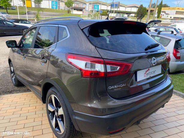 Nissan Qashqai 1.5 dCi Tekna Premium