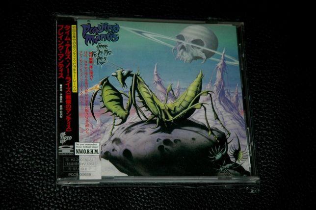 PRAYING MANTIS - Time Tells No Lies. 1995 Canyon. Japan. +OBI