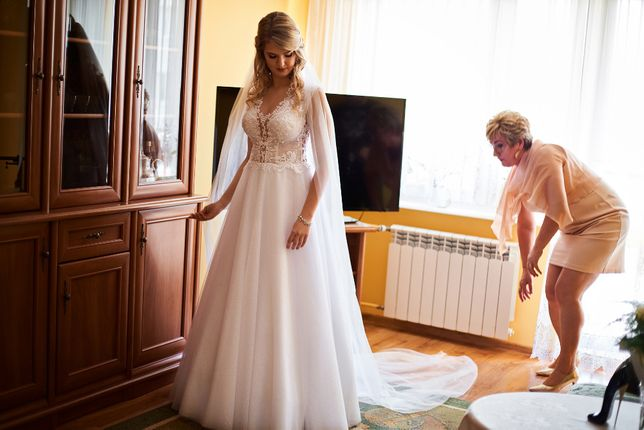 suknia ślubna! Magia