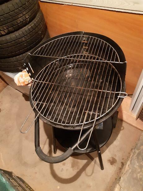 Grill + grill elektryczny - WSZYSTKO Sprawne