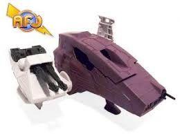 Star Wars Vintage Droids Cartoon Side Gunner Vehicle 1985
