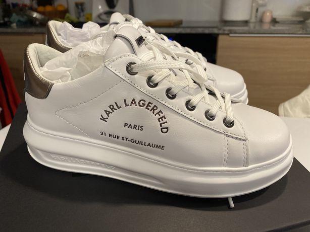 Karl Lagerfeld sneakersy NOWE 38!
