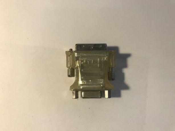 DVI-I (Dual link) Male - VGA Female