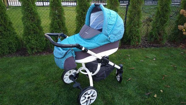 Wózek dziecięcy BEBETTO HOLLAND 3w1 (fotelik Kiddy Evolution Pro 2)