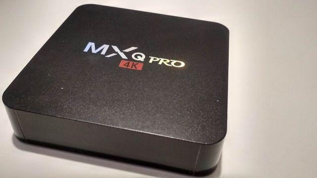 Smart TV BOX MXQ Pro 4K 2GB/16GB