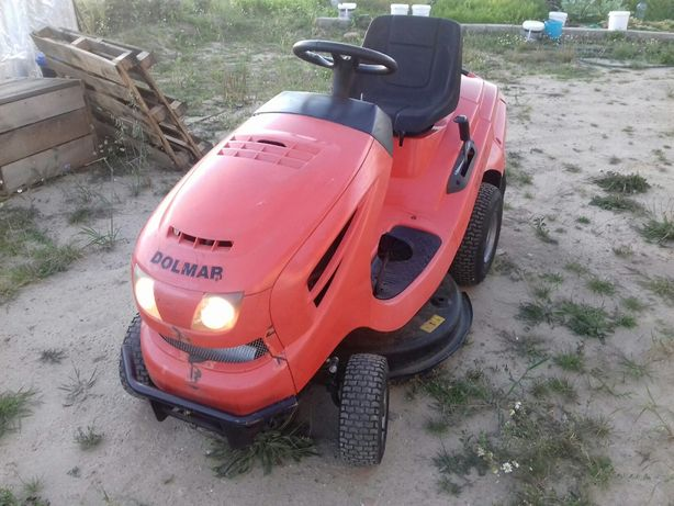 Traktorek Kosiarka DOLMAR 13KM