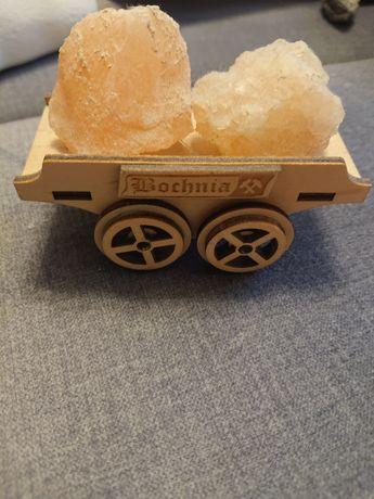 Figurki z kopalni soli w Wieliczce