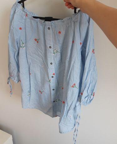 Bluzka koszula C&A r. 44 wiosna lato CUDO
