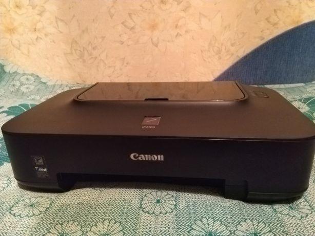 принтер canon ip2700 давно не использовался
