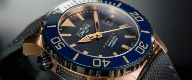 Davosa Argonautic Bronze Limited Edition 151/300 szt