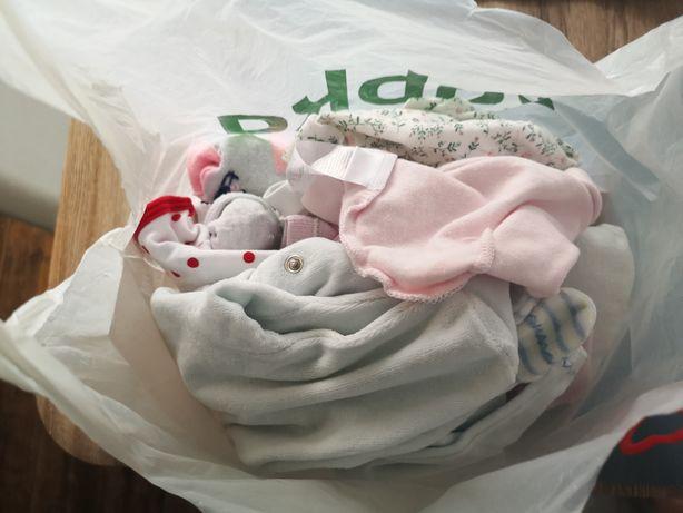 Oddam ubranka niemowlęce