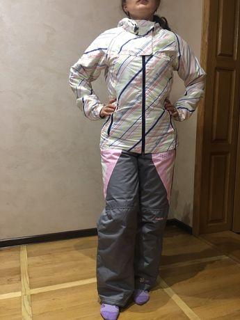 Лижний костюм/ Лыжный костюм, горнолыжный
