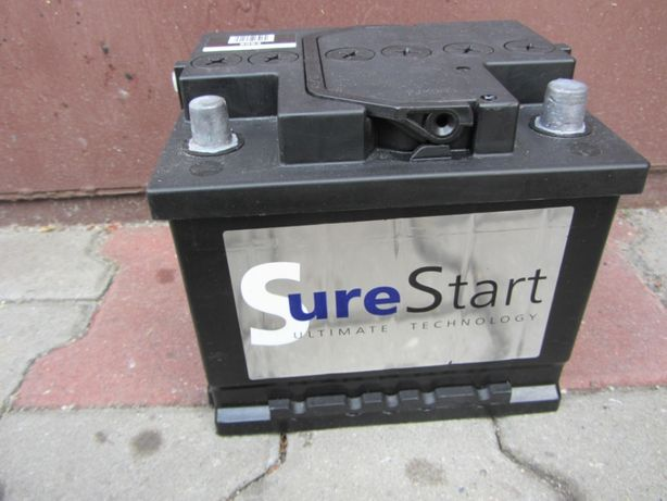 Akumulator Sure Start S063 41Ah 360A P+ 12V