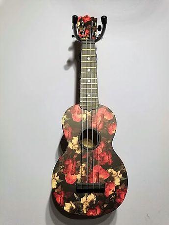 karbonowe ukulele sopranowe Ever Play WU-21F6 BB sopran