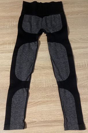 Nowe legginsy sportowe XS 34
