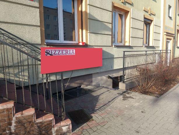 Wynajmę Lokal Użytkowy Pod Gastronomię w Centrum Olsztyna.