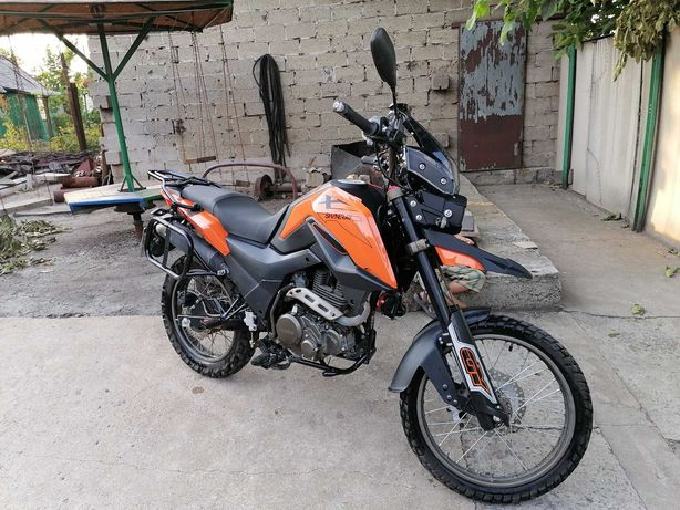 Мотоцикл Shineray
