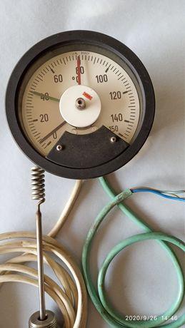 Терморегулятор механический. Термореле.