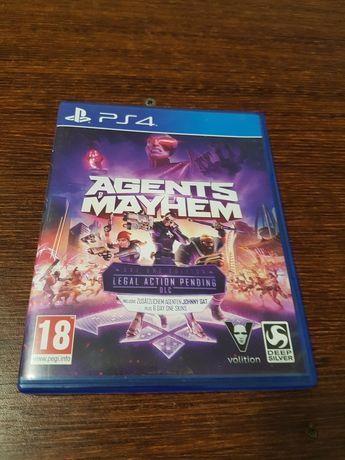 Agents of Mayhem PL PS4 Playstation 4 Żywiec tanio