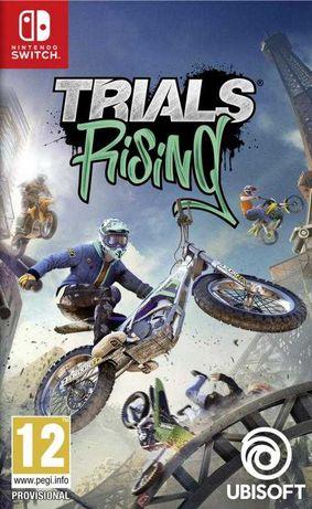 Trials Rising Nintendo Switch Okazja Sklep Wymiana Wysyłka