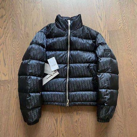 Dior Oblique Down Jacket givenchy куртка ветровка худи