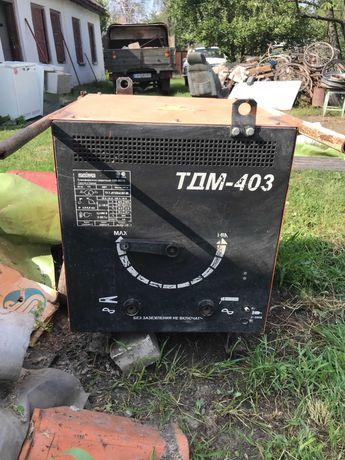 Трансформатор зварочний ТДМ-403