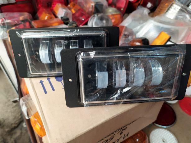 Противотуманка , LED туманка, птф фара ВАЗ 2110-2012, 2113-2115