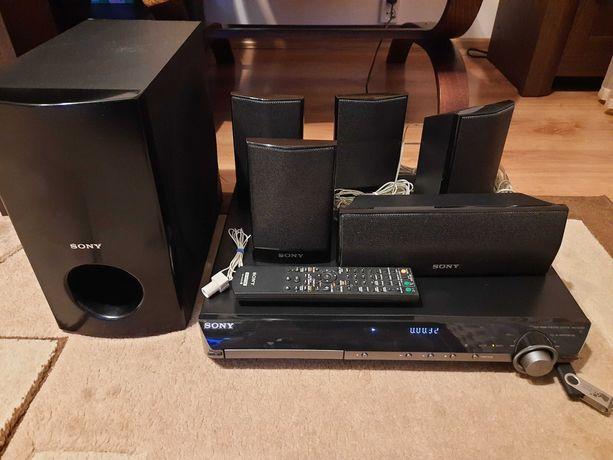 Kino Domowe DVD Sony HCD-DZ280, HDMI, USB-MP3