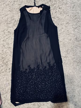 Брендовое платье DIESEL на хлопковом чехле,